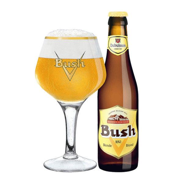 Bush Blonde Belga sör 033 üveges 105 vásárlás