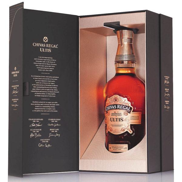 Chivas Regal Ultis Blended Malt Scotch whisky 07 dd 40 vásárlás