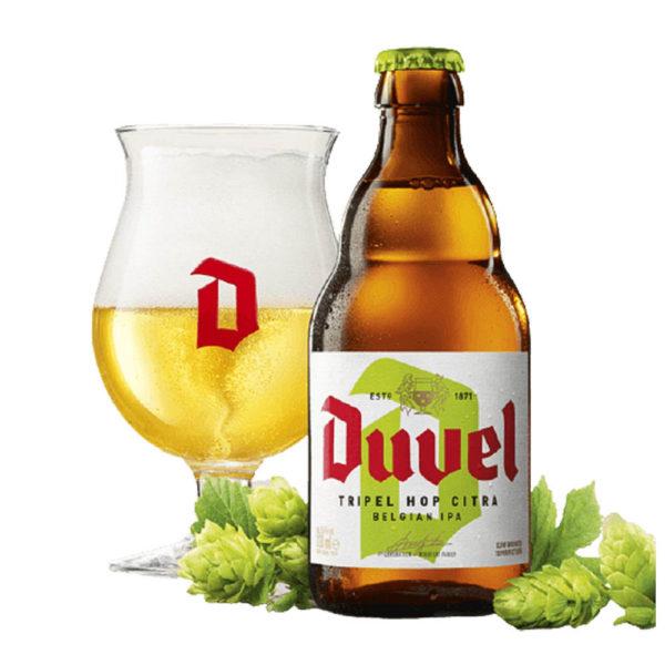 Duvel Tripel Hop Citra Belga sör 033 üveges 9 vásárlás