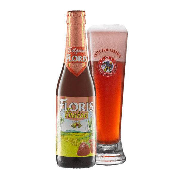 Floris Fraise Belga sör 033 üveges 36 vásárlás
