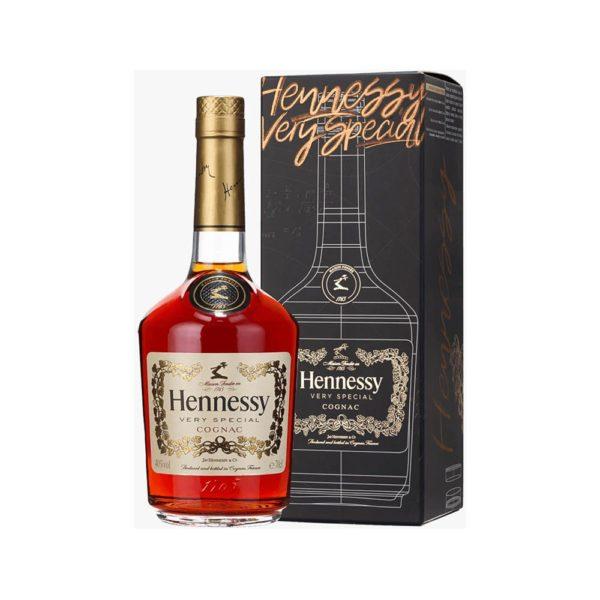Hennessy VS Holiday Twist Edition cognac 07 dd. 40 vásárlás