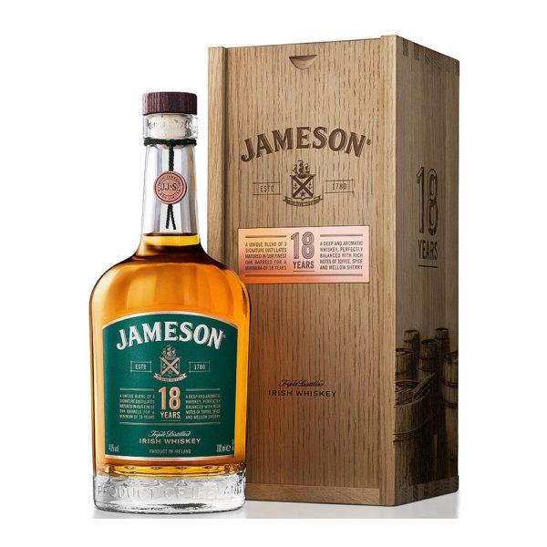 Jameson 18 éves Triple Distilled Irish whiskey 07 dd 40 vásárlás