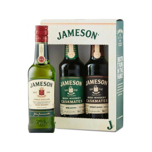 Jameson Trio whiskey 3x02 pdd 40 vásárlás