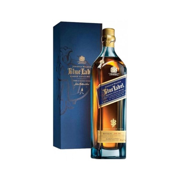 Johnnie Walker Blue Label 07 pdd 40 vásárlás