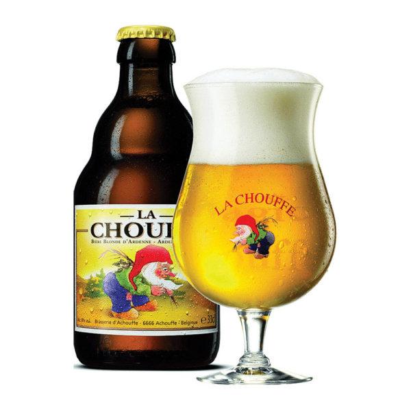 La Chouffe világos ALE belga sör 033 üveges 8 vásárlás