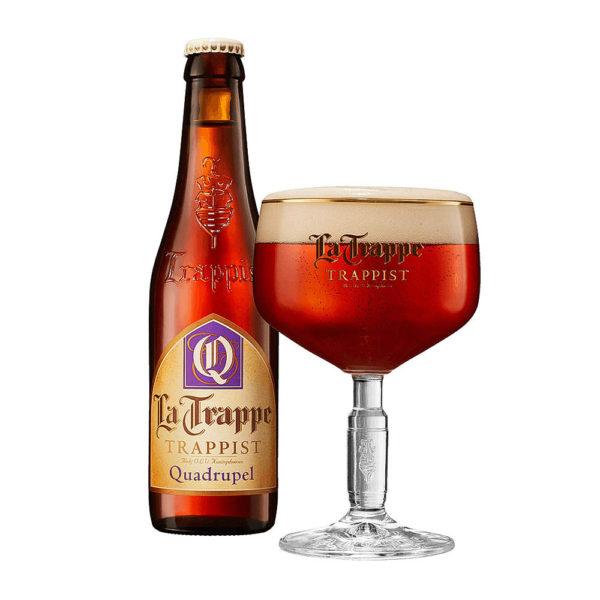 La Trappe Quadrupel Belga sör 033 üveges 10 vásárlás