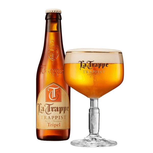 La Trappe Tripel Belga sör 033 üveges 8 vásárlás