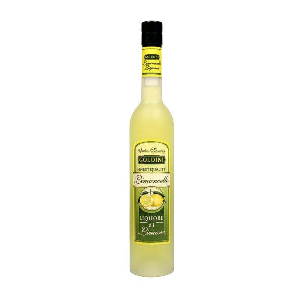 Limoncello Goldini likőr 05 25 vásárlás
