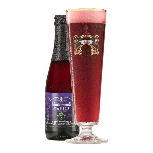 Lindemans Cassis Feketeribizli sör 033 üveges 35 vásárlás