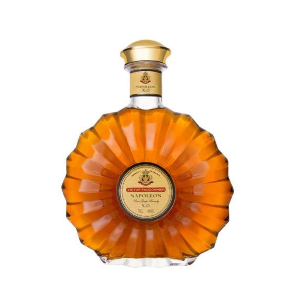 Napoleon XO Victor Fauconnier brandy 07 40 vásárlás