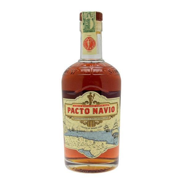 Pacto Navio Single Distillery rum 07 40 vásárlás