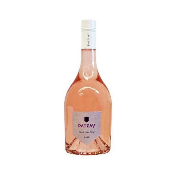 Patzay Premium Pinot Noir Rose 2020 075 vásárlás
