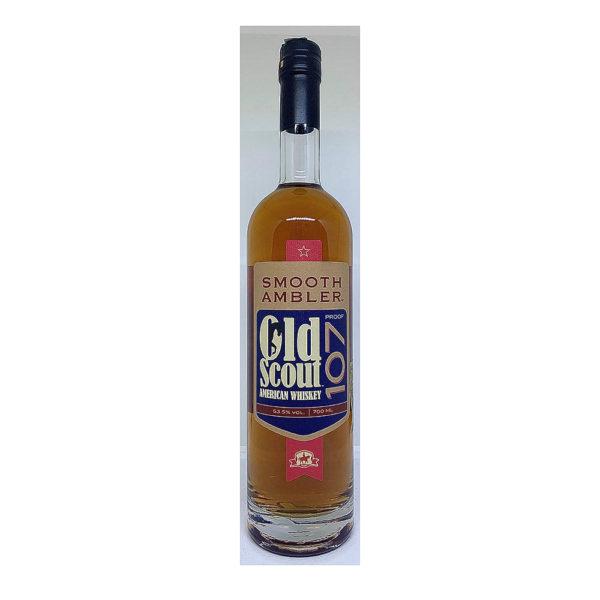 Smooth Ambler Old Scout American whiskey 07 535 vásárlás