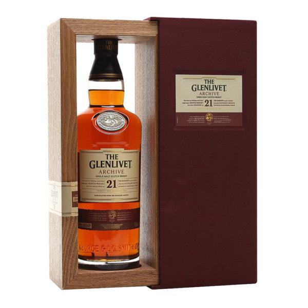 The Glenlivet 21 éves Single Malt Scotch whisky 07 pdd 43 vásárlás