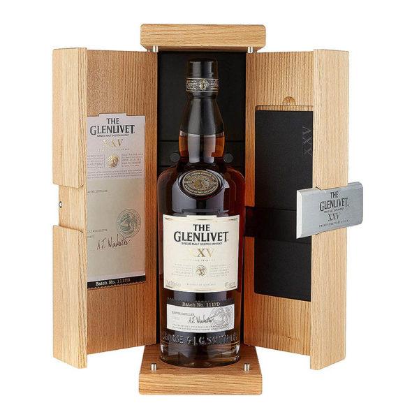 The Glenlivet 25 éves Single Malt Scotch whisky 07 fa dd 43 vásárlás