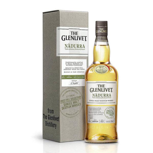 The Glenlivet Nàdurra First Fill Selection Single Malt Scotch Whisky 07 dd 603 vásárlás