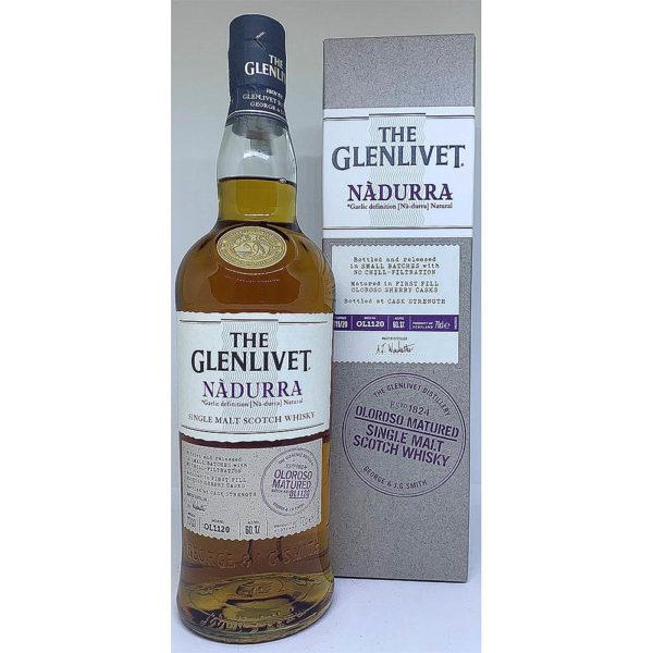 The Glenlivet Nádurra Oloroso Single Malt Scotch whisky 07 pdd 601 vásárlás
