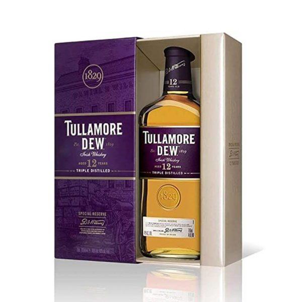 Tullamore Dew 12 éves Triple Distilled whiskey 07 pdd 40 vásárlás