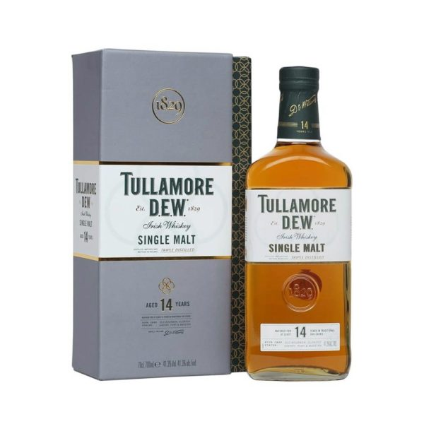 Tullamore Dew 14 éves Single Malt whiskey 07 pdd 413 vásárlás