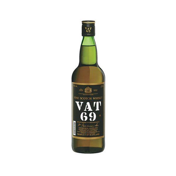 VAT 69 Scotch whisky 07 40 vásárlás