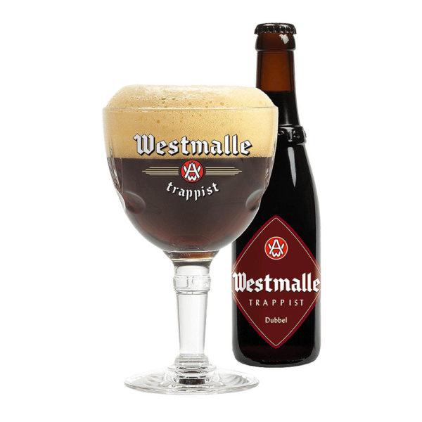 Westmalle Dubbel Belga sör 033 üveges 7 vásárlás
