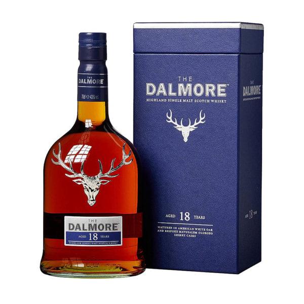 Dalmore 18 éves whisky 07 vásárlás