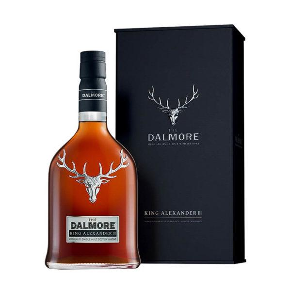 Dalmore King Alexander III whisky DD 075 vásárlás