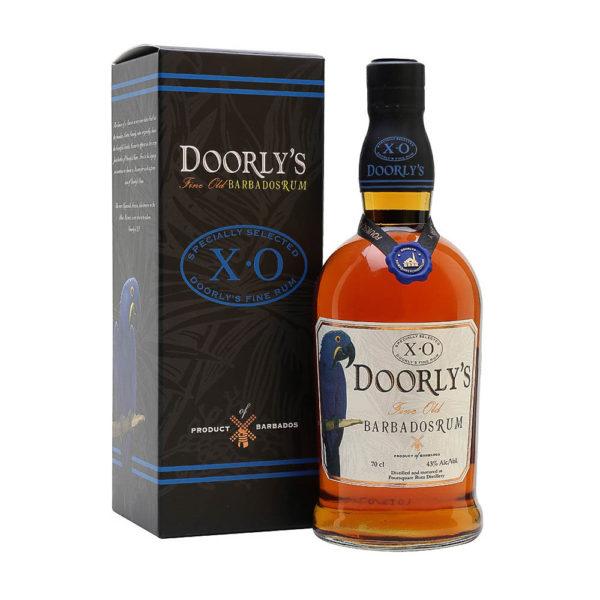 Doorly s XO Barbados Rum PDD 07 vásárlás