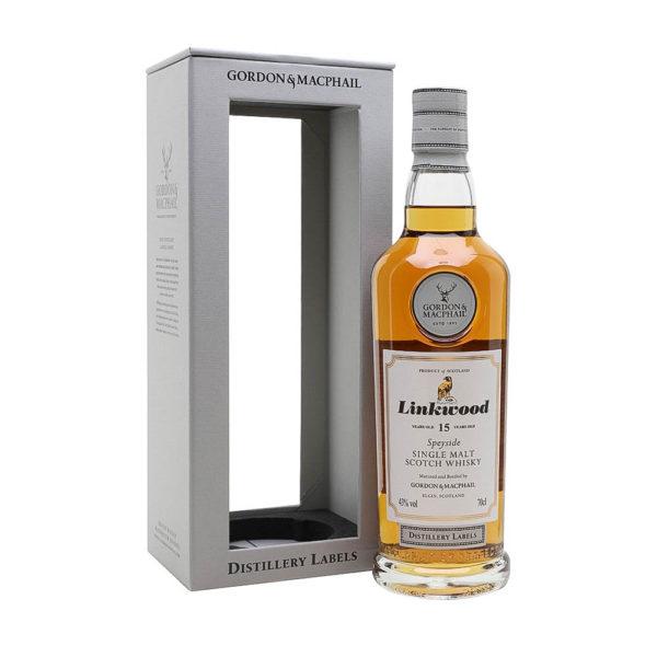 Linkwood 15 éves Gordon MacPhail whisky 07 vásárlás