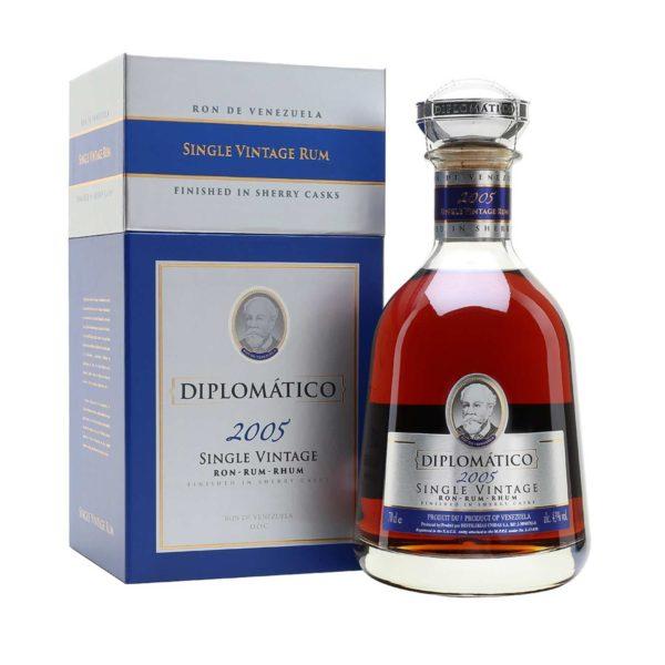 diplomatico 2005 single vintage rum 07 dd 43 vásárlás