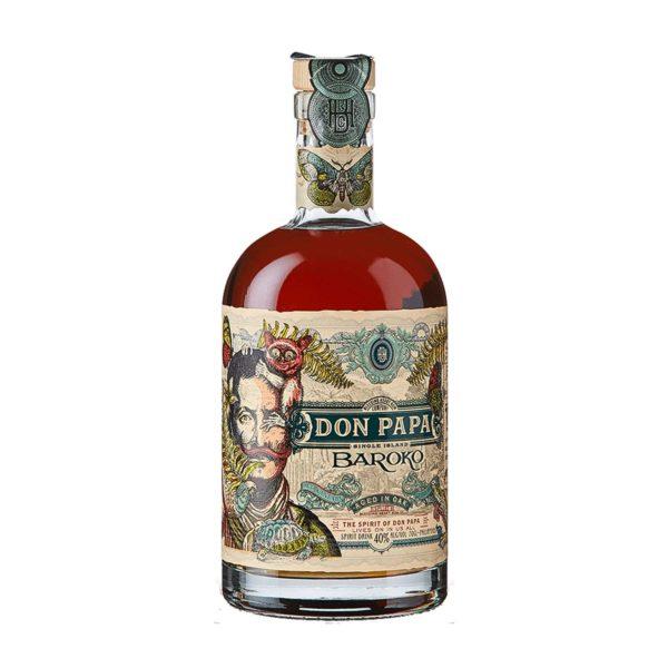 don papa baroko rum 07 vásárlás